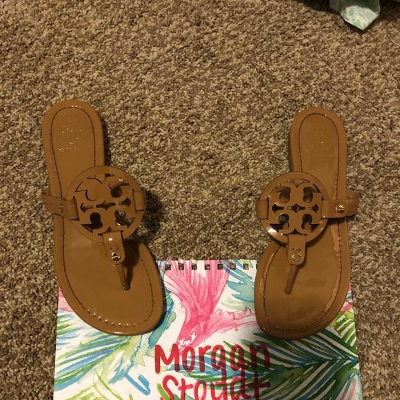 5db25b4dbb9c5 Tory Burch miller sandals. M 5b4ea29ca5d7c695315e09dd